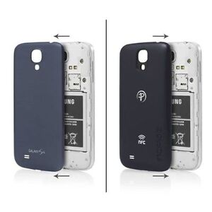finest selection 9c1a4 06a84 Details about Incipio Ghost Wireless Charging Cover for Samsung Galaxy S4  SIV - Brand New
