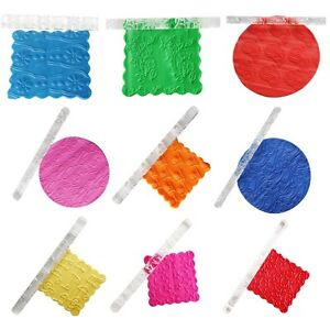 Textured-Embossing-Acrylic-Rolling-Pin-Cake-Decorating-Fondant-Tools-20-Shapes