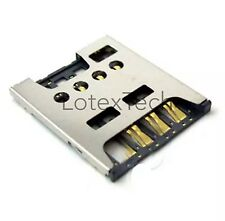 Sony Xperia E4G E2003 Sim Card Reader Slot Tray Holder