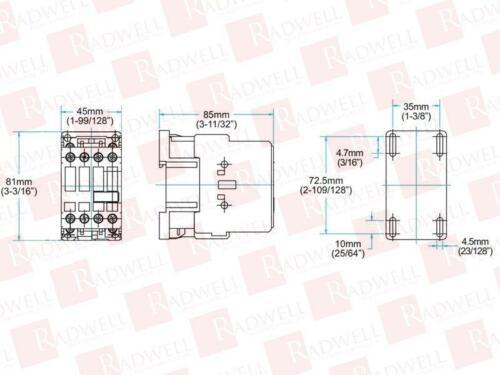 "3 Pack Black Acrylic Turn Table 4.25/"" Diameter Clear AZM"