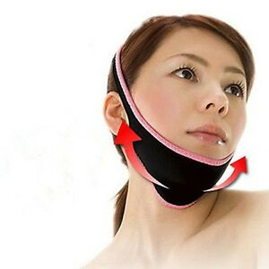 Beauty-V-Line-Anti-Aging-Anti-Wrinkle-Facial-Neck-Mask-Chin-Belt-Lift-up-Band