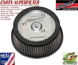 1990-2007-NEW-SUPER-Air-FILTER-for-Harley-Softail-Dyna-Street-Road-King-Glide