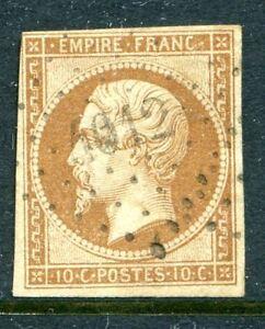 France-N-13-obliteration-bureaux-Francais-a-l-039-etranger-PC-4012-Salonique