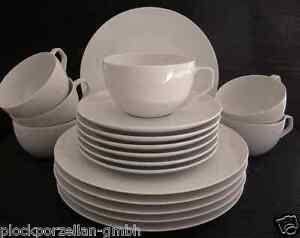 Rosenthal-TAC-Gropius-weiss-Bauhaus-Kaffeeset-18-tlg-6-Pers-Porzellan-Set-18735
