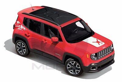 2015 Jeep Renegade New Hood /& Bodyside Decal Kit Treadmark Mopar Factory Oem