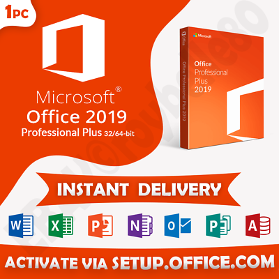 Ebay Microsoft Office