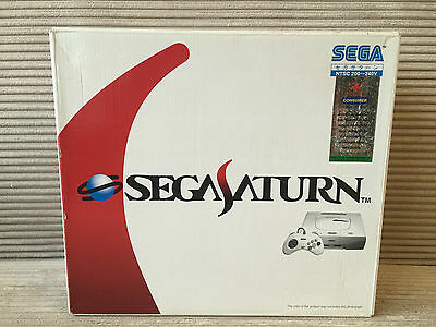 Sega Saturn Console, NEW in Box, ASIA - AC 220V, RARE!