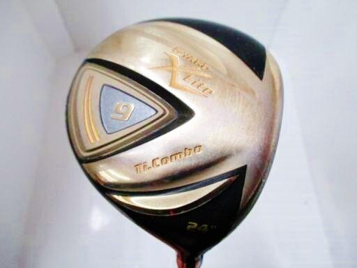 2011model SEIKO S-YARD X-Lite 9W Loft-24 R-flex Fairway wood Golf Clubs