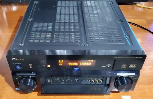Pioneer Elite VSX-72TXV Audio / Video Multi-Channel Receiver