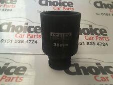 "Sealey SX001 Impact Socket 38mm Deep 1/2""Sq Drive"