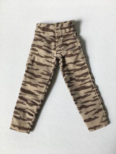 Camuffamento Militare Mimetico Pantaloni Palitoy ACTION MAN 1:6 selezione shimmyshim