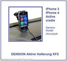 KFZ Halterung iPhone 3 / iPhone 4 active cradle  Dension IPH1GWP