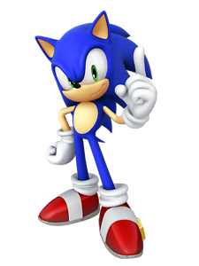 Sonic The Hedgehog Iron On Transfer For Light Colored Fabric Ebay