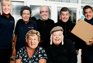 Oficial-MRS-BROWNS-Chicos-RORY-Dermot-Faja-Disfraz-TV-Careta-de-famoso
