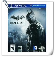 PSV Batman: Arkham Origins Blackgate SONY VITA Action Games Warner Home Video