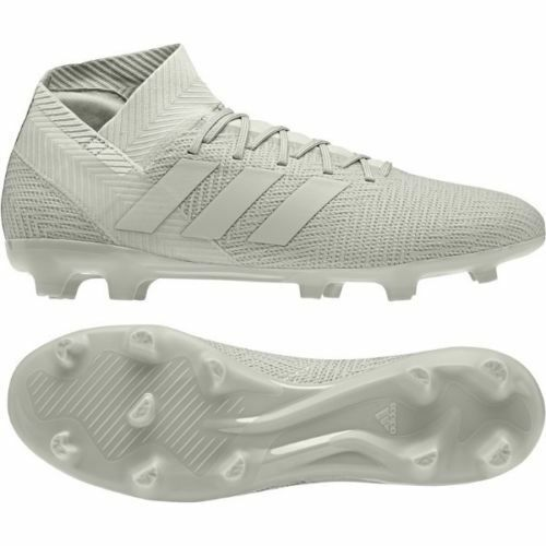 Adidas Adidas Adidas NEMEZIZ 18.3 FG Agilitymesh Fußballschuh DB2110 Spectral Mode grau efae29