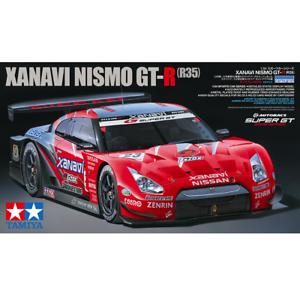 Tamiya 24308 Xanavi Nismo GT-R (R35) 1 24