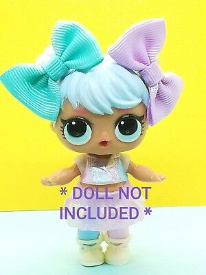 6pc random LOL Surprise Dolls accessory outfit dress costume replacement gifts