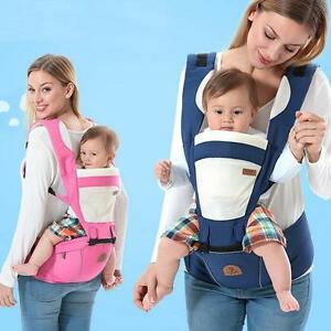 4515dbdad87 Image is loading Multifunction-Outdoor-Kangaroo-Baby-Carrier-Sling-Wrap- Backpack-