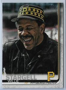 2019-Topps-Series-2-Baseball-Short-Print-Variation-Willie-Stargell-431-Pirates