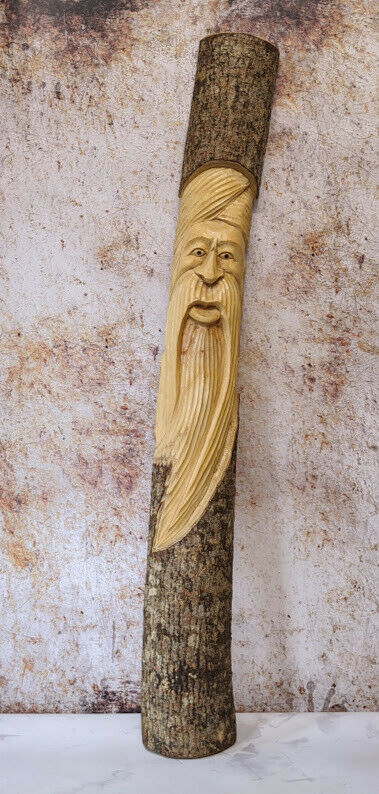 Green Man of the Woods LOTR Wall Hanging Tree Trunk wood man ENT 100cm