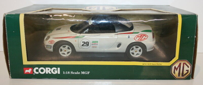 Corgi 1 18 scale Diecast 46702 - MGF - Japan Racing  | Schön