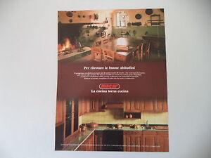 Advertising pubblicità cucine macar cadelbosco sopra reggio