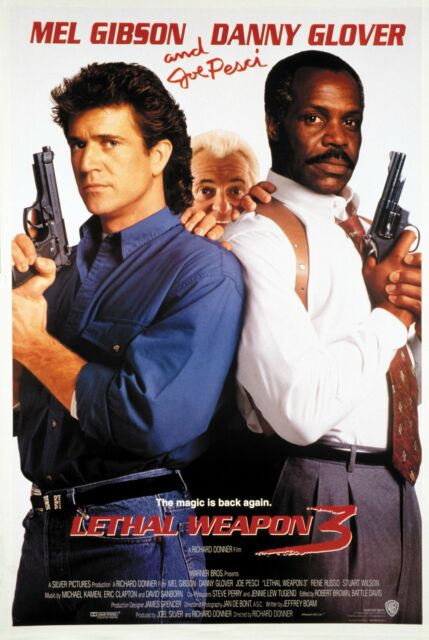 lethal weapon 3 mel gibson danny glover joe pesci movie