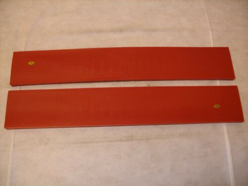 2 Beefeater English Gin NEW Promo Branded Rubber Bar Rail Spill Mat