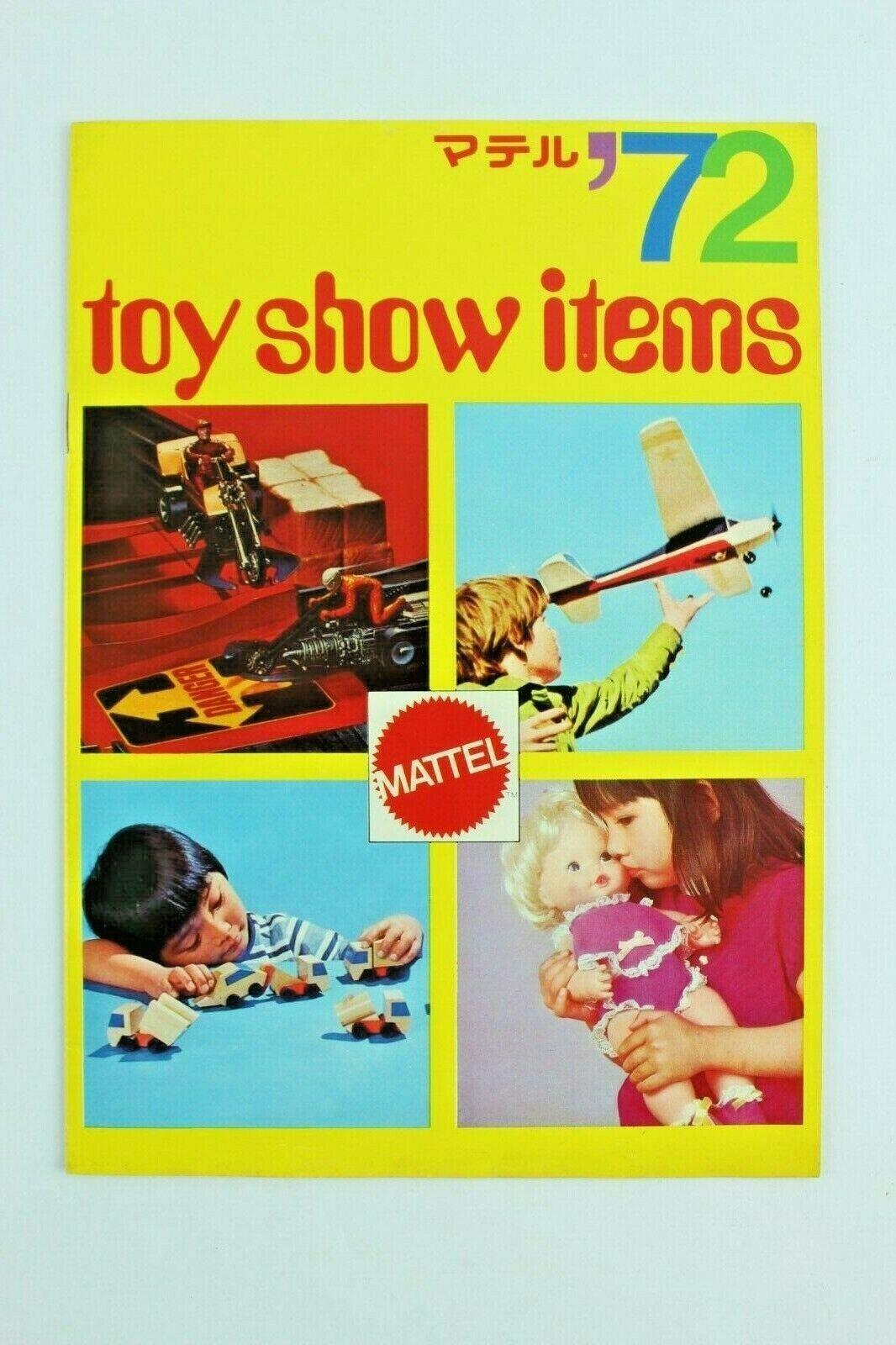 Fantastique Hot wheels rougeline Era 1972 japonais catalogue très propre