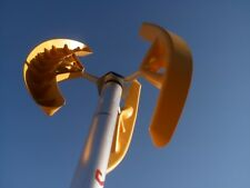 Vertical axis Turbine Generator Darrieus Savonius SMART WIND 500 W Giromill VAWT