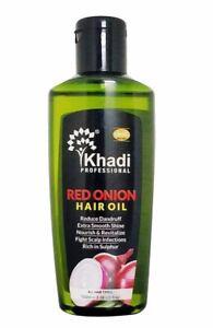 Khadi-Professional-Red-Onion-Hair-Oil-Hair-Growth-amp-Hair-Fall-Control-100-ml