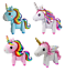 3D-Unicorn-Standing-Full-Body-Foil-Birthday-Party-Girl-Decoration-Balloon thumbnail 1