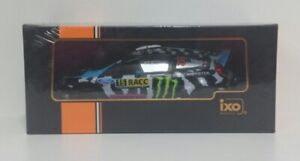 IXO-1-18-MODELLINO-DIE-CAST-FORD-FIESTA-RS-WRC-KEN-BLOCK-RALLY-CATALUNYA-2014