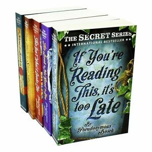 The-Secret-Series-by-Pseudonymous-Bosch-5-Books-Set-Collection
