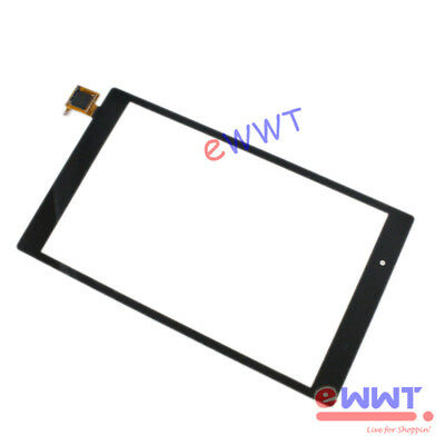 for Lenovo Tab4 8 Plus TB-8704X Replacement Black Touch Screen Digitizer ZVLU716