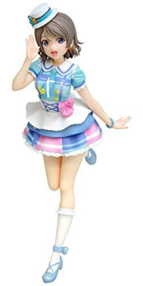 NEW WAVE DreamTech LoveLive  Sunshine  You Watanabe Pre-painted FigureFrom Japan
