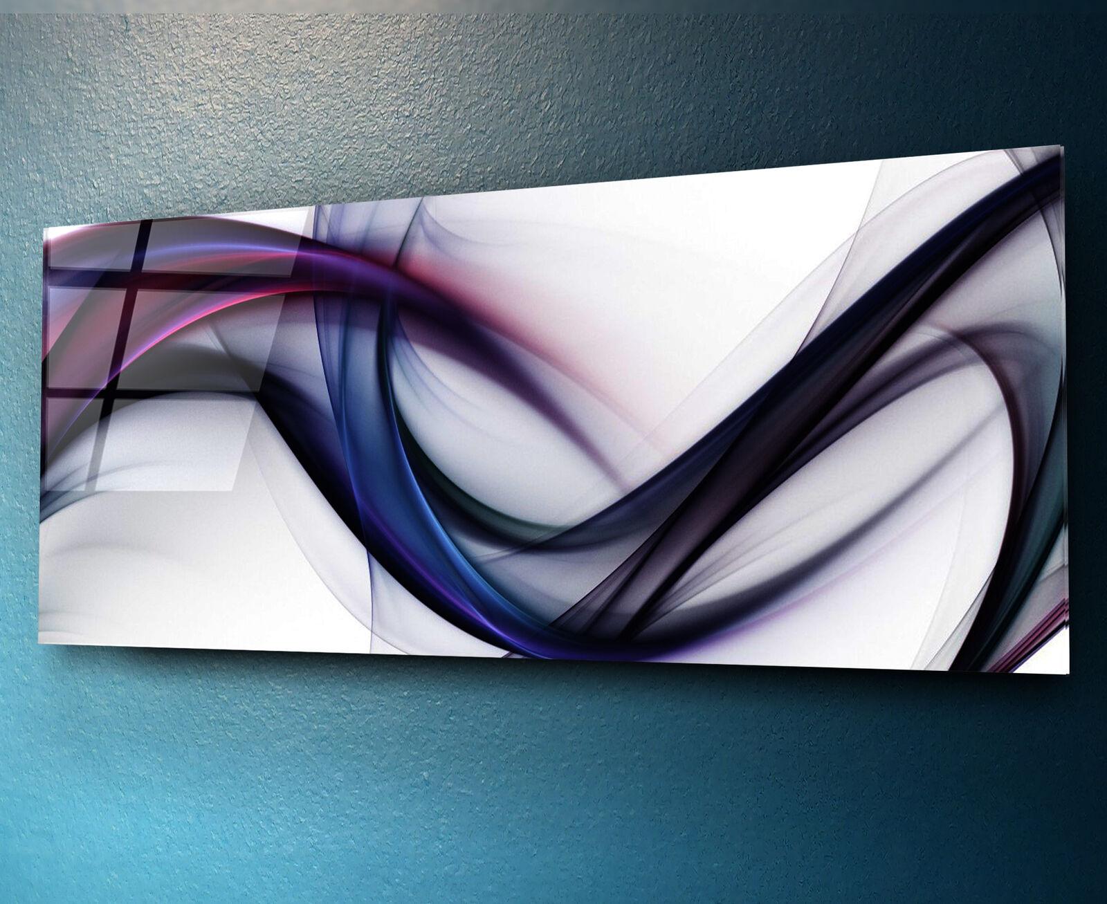 VETRO Stampa Wall Art 125x50cm Immagine Su Vetro Decorativo Muro Foto 33318394