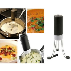 Image Is Loading Wireless Automatic Kitchen Robot Auto Stirrer  Blender Utensil