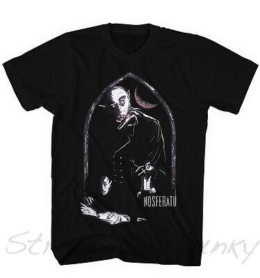 ★Nosferatu Dracula T-Shirt Vampir Klassik Movie Diaries Party Neu S-5XL NT21103★