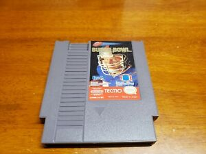 Tecmo-Super-Bowl-Nintendo-Entertainment-System-NES-Tested-Authentic