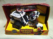 Rescue Heroes Radio Control Triclone Responder! FACTORY SEALED!