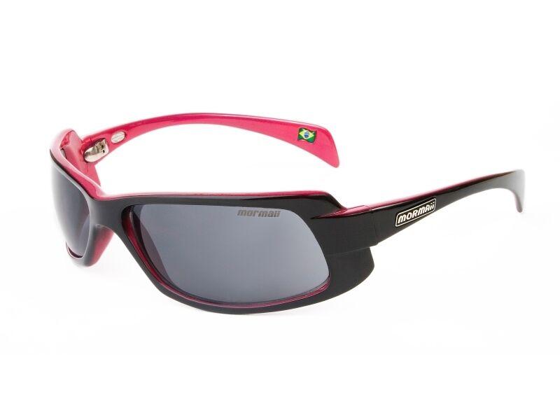 New Mormaii Gamboa Ro GII Women Sport Eyewear Sunglasses Black / Pink Frame