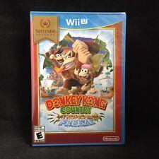 Donkey Kong Country : Tropical Freeze (Wii U) BRAND NEW