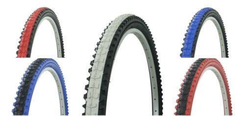 "Wanda 26/"" x 2.10/"" Bicycle Tire Striped Style Sidewall MTB Mountain Bike NEW"