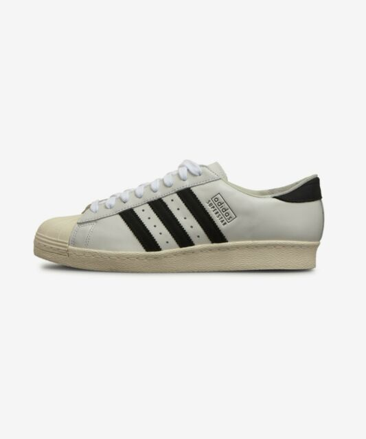 Buy adidas Originals Superstar 80's Remastered US 12 White
