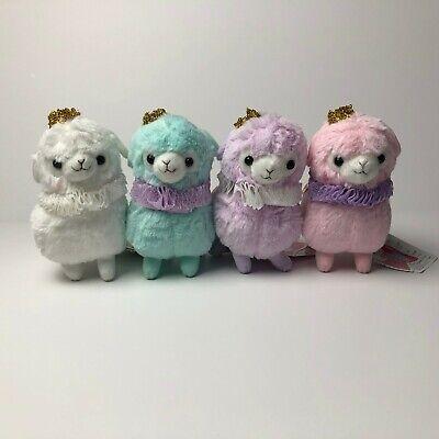 16cm AMUSE Valentine/'s Day Sweet Arpakasso x1 Alpacasso Alpaca Plush Japan