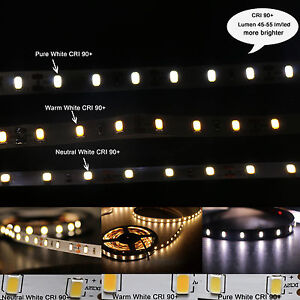 High quality cri 90 led strip light smd5630 warmpureneutral image is loading high quality cri 90 led strip light smd5630 mozeypictures Images