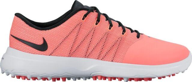 promo code cf93d 4978e Nike Women s Lunar Empress 2 Golf Shoes Size 9 Lava Glow 819040-600