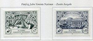 19410-UNITED-NATIONS-Vienna-1995-MNH-Nuovi-UNO